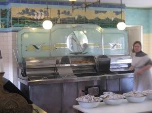 Edwardian chip shop