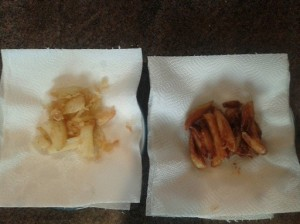 Different chips