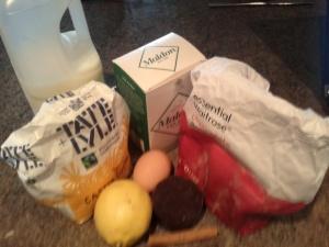 Farley ingredients
