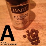 A is for Allspice