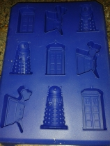 Doctor Who Mould
