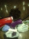 Mincemeat ingredients