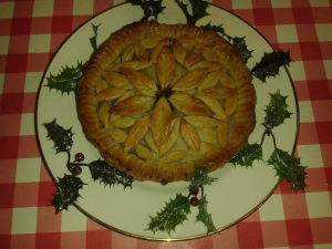 Big Mince Pie
