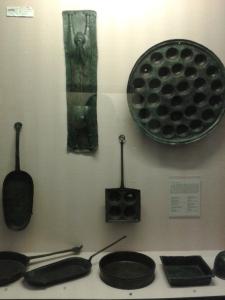 Roman cookware