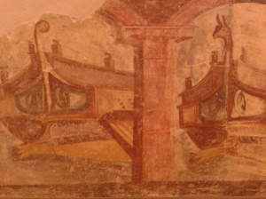 Boat Fresco