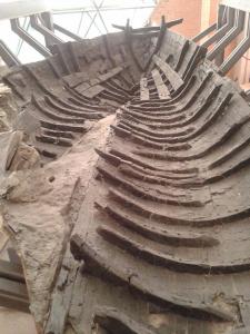 Herculaneum Boat