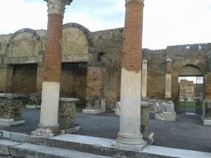 Pompeii Meat Market