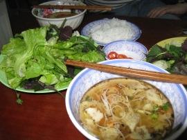 Actual Vietnamese pho