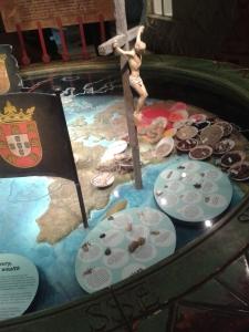 Maritime Museum Explorers Map