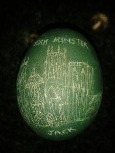Minster Egg