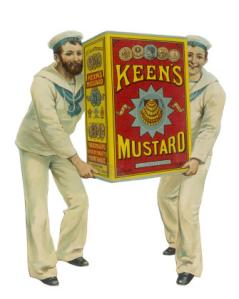 Keens Mustard