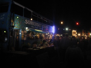 Somerset Cider Buss