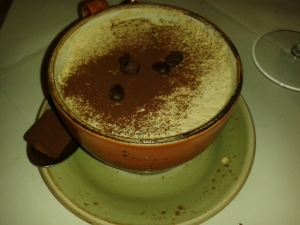 Star Inn Coffee Mousse