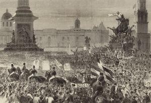 Garibaldi in London