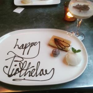 Hotel Chocolat Birthday
